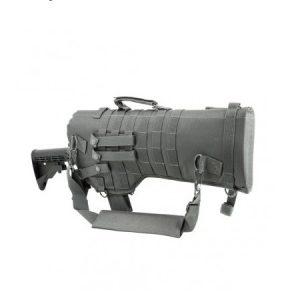 NcStar CVSCB2917WC Shotgun Scabbard Padded PVC Airsoft Gun Case Woodland Camo