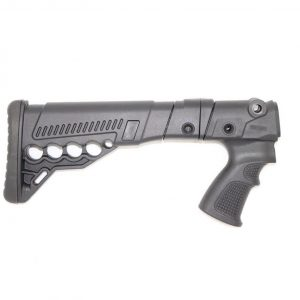 Baikal MP-155 Tactical Stock Grip and all Accessories